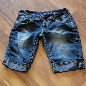 Angels jeans shorts